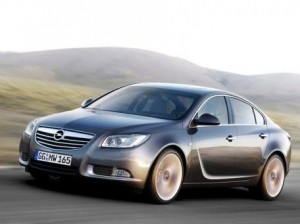 Opel Insigniya 2013